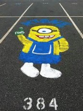 Update On Paint Your Spot: