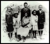 Robinson and his Family