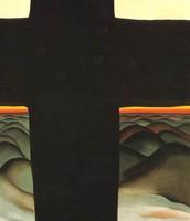 Black Cross, New Mexico