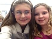 Kaitlyn and Kailey