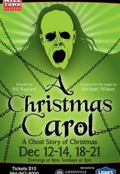 A Christmas Carol opens this weekend!