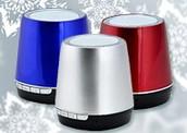 $17 | Bluetooth Speaker