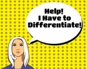 Altrincham Grammar School for Girls strategies to differentiate