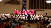 the Choral Festivals Last Week