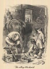 Burton & Burton blacksmith
