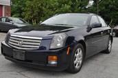 2005 Cadillac CTS Base 4dr Sedan                                5,995.