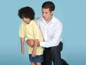 Conscious Choking Child