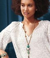 Gorgeous Totem Necklace