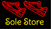 We are Sole Store!