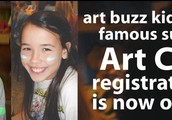 Check out Art Buzz Summer Camps