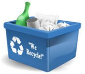 WE WILL RECYCLE