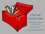 A Peek Inside Conferring Toolkits Blog Series