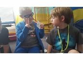 Teaching Peers Counting Coins