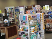 Deals on office supplies throughout the store.