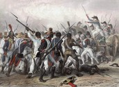 French against the Slaves
