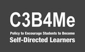 See Three Before Me: Self-Directed Learning