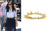Renegade Bracelet- in Gold, Rose Gold or Silver $59