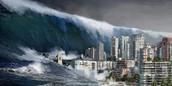 Characteristics of a Tsunami