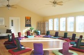 Join us for a weekend yoga retreat!