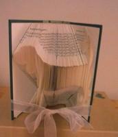 Folded Book Dog