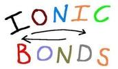 Ionic Bonding & Covalent Bonding
