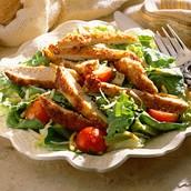 Chicken Salad & Greens