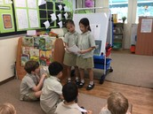 G1AMo:  Performing Poetry.