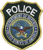 """What police should be doing (""""Department of Defense"""")"""