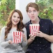 Pop Corn Challenge with Shane!