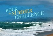 Lets ROCK the SUMMER Challenge Sparkling Charms!!
