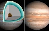 Jupiter's Center