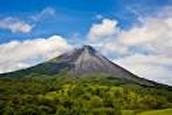Peace Island's Water Volcano