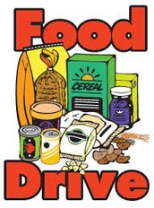 Support our Food Drive!