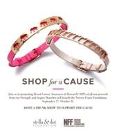 Stella & Dot:  Breast Cancer Awareness