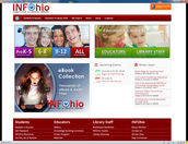 New and Improved INFOhio Webpage!