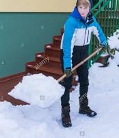 Front yard shoveling! (No Tax) (Not Real)
