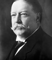 William Howard Taft During His Presidency