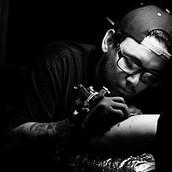 JET CUSTOM TATTOO @ UNDERGROUND TATTOO ART COLLECTIVE