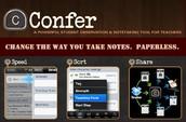 Confer App 101