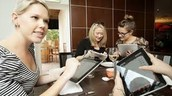 Interactive iPad Gallery