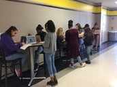 English Department Transforms Learning Spaces