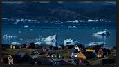 Greenlands enviorments