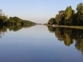 Sarmiento's river