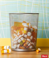 What if Medications Are Improperly Disposed?