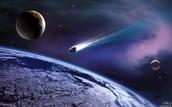Qué son os meteoritos?