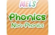 Phonics Non-Phonics