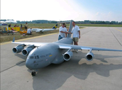 How big can model airplanes get?