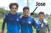 Jose Bravo signed to professional soccer team!