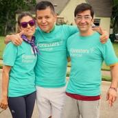 Ms. Rodriguez, Mr. Alvarado & Mr. Cebrian