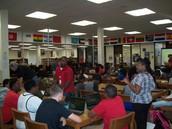 9th Grade Rollout
